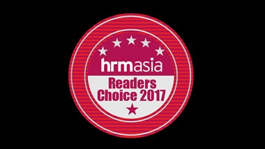 HRM Asia Readers Choice Award Nominee 2017