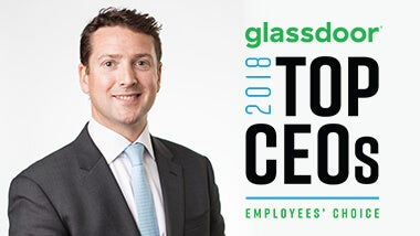 Resource Solutions Oliver Harris Glassdoor Top CEO