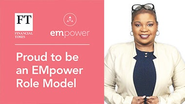 Rocki Howard EMpower Ethnic Minority Executive