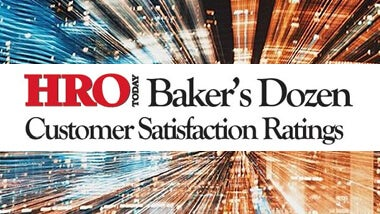 Resource Solutions ranks in HRO Today magazine Baker's Dozen