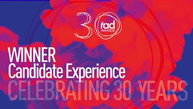 Resource Solutions nominated for Candidate Experience in RAD Awards 2020