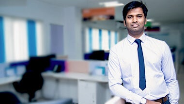 Aswinikanth shares his Resource Solutions story