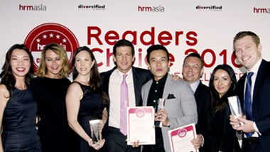 HRM Readers Choice Award Winners