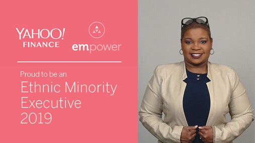 Rocki Howard named in the 2019 EMpower 100 Ethnic Minority Executives List