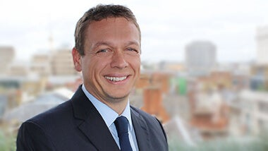 Simon Bradberrry Resource Solutions MD EMEA AMER