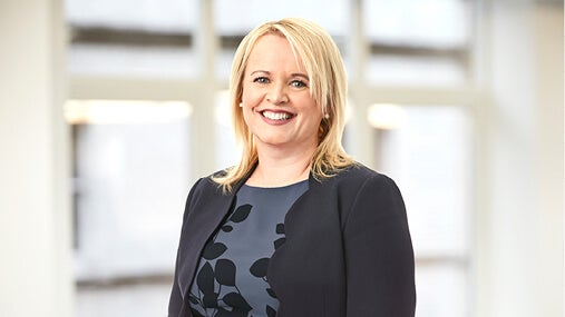 Kirsty Adams Resource Solutions Global HR Director