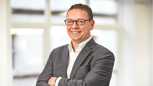 Simon Bradberry Managing Director, EMEA & Americas