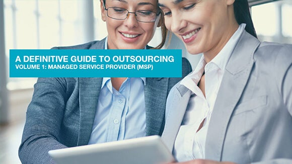 Definitive Guide to Outsourcing - MSP